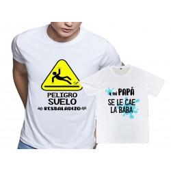 Pack 2 camisetas mod. Se le...