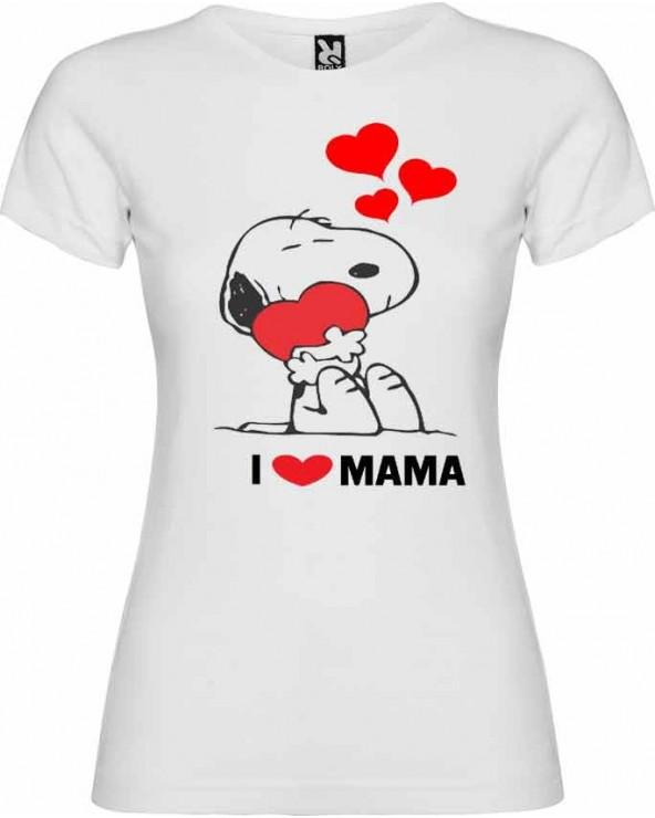 """Camiseta """"Mensaje Corazón.."""""""