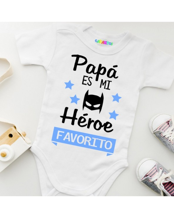 Body Papa Heroe favorito