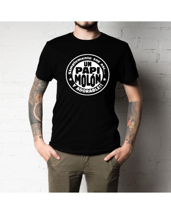 Camiseta mod.Un papi molón