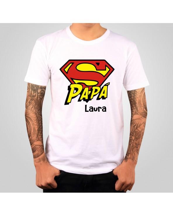 Camiseta mod. Super Papá