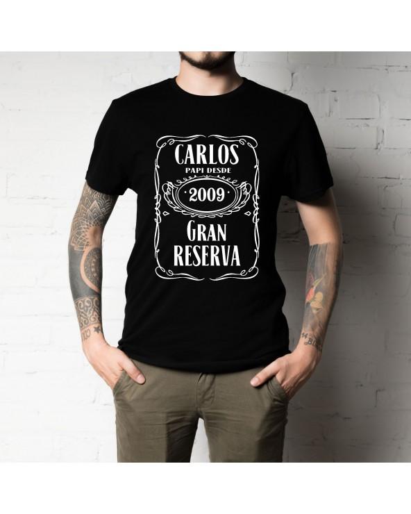 Camiseta mod.Gran reserva