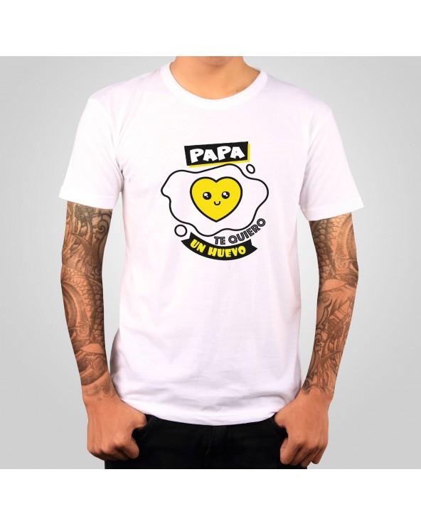 Camiseta Papa te quiero un...
