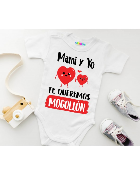 Body Mami y yo te queremos...