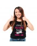 """Camiseta """"Flecha"""" chica"""