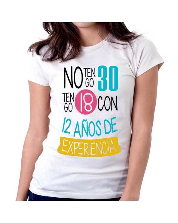 Camiseta mod.Años de...