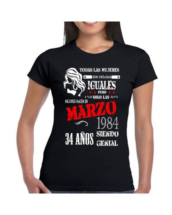 Camiseta mod. Las mejores...