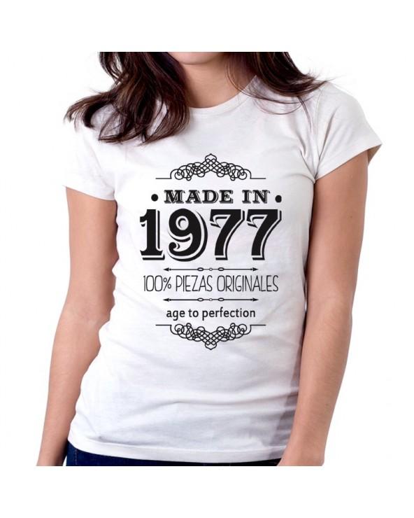 Camiseta mod. Made in...