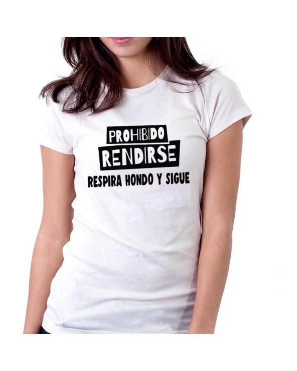 """Camiseta """"Tuerca"""" chica"""