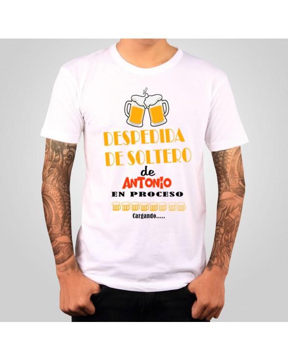 Camiseta Despedida Soltero...