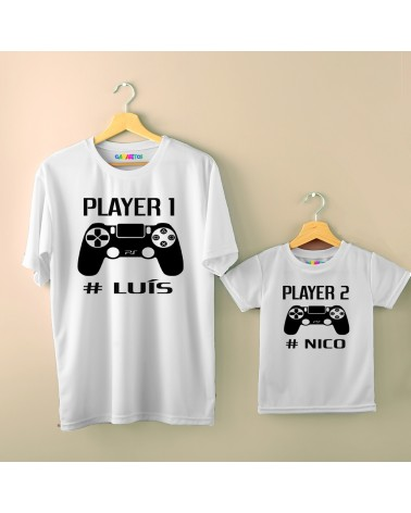 Pack player 1 y 2