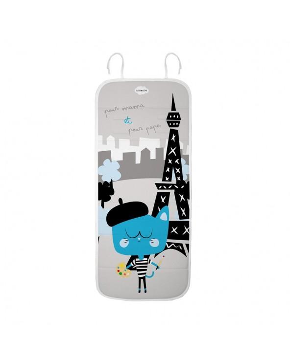 Colchoneta Reversible Paris...