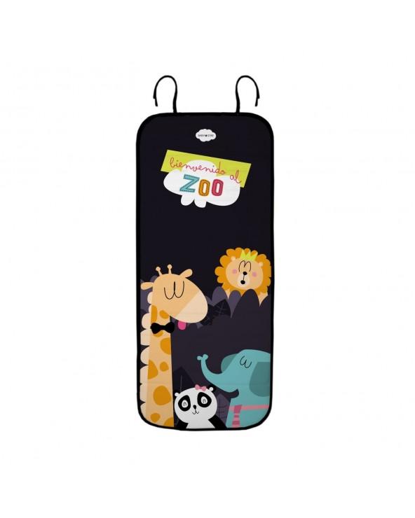 Colchoneta Reversible Zoo