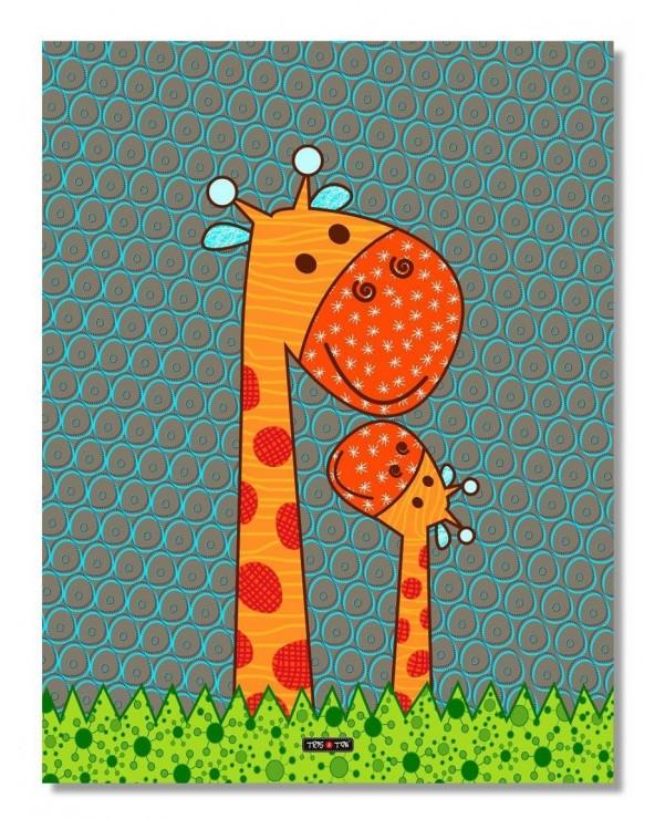 Manta Giraffes