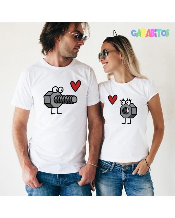 Pack 2 camisetas mod....