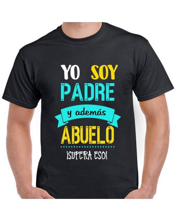 Camiseta mod. supera eso!